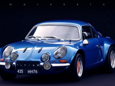 Technical specifications and characteristics for【Alpine A110】