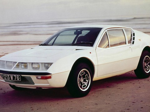 Technical specifications and characteristics for【Alpine A310】