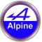 alpine - logo