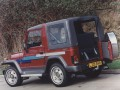 Asia Rocsta Rocsta 2.2 D 4x4 (61 Hp) full technical specifications and fuel consumption