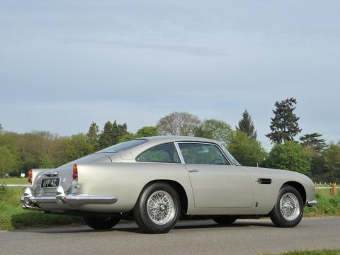 Technical specifications and characteristics for【Aston Martin DB5】