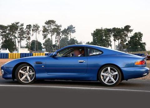 Especificaciones técnicas de Aston Martin DB7 GT