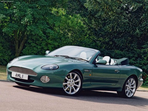 Technical specifications and characteristics for【Aston Martin DB7 Vantage】