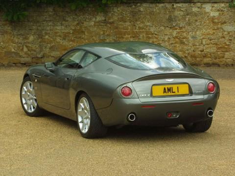 Technical specifications and characteristics for【Aston Martin DB7 Zagato】