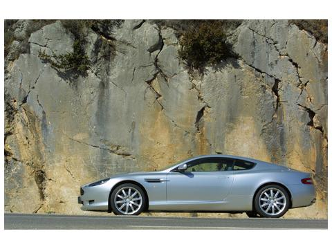 Aston Martin DB9 Coupe teknik özellikleri