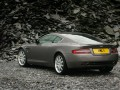Technical specifications and characteristics for【Aston Martin DB9 Coupe】