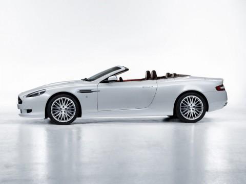 Specificații tehnice pentru Aston Martin DB9 Restyling Cabriolet