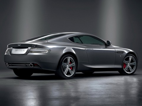 Technical specifications and characteristics for【Aston Martin DB9 Restyling Cupe】