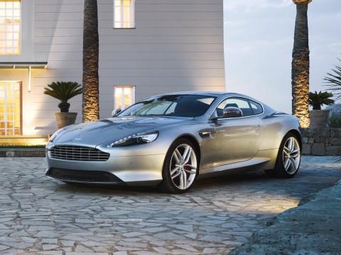 Aston Martin DB9 Restyling II Cupe teknik özellikleri