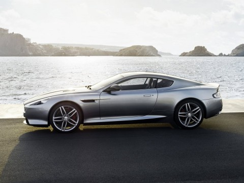 Caractéristiques techniques de Aston Martin DB9 Restyling II Cupe