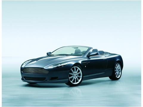 Technical specifications and characteristics for【Aston Martin DB9 Volante】
