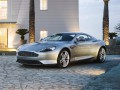 Technical specifications of the car and fuel economy of Aston Martin DB9