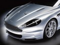 Technical specifications and characteristics for【Aston Martin DBS】