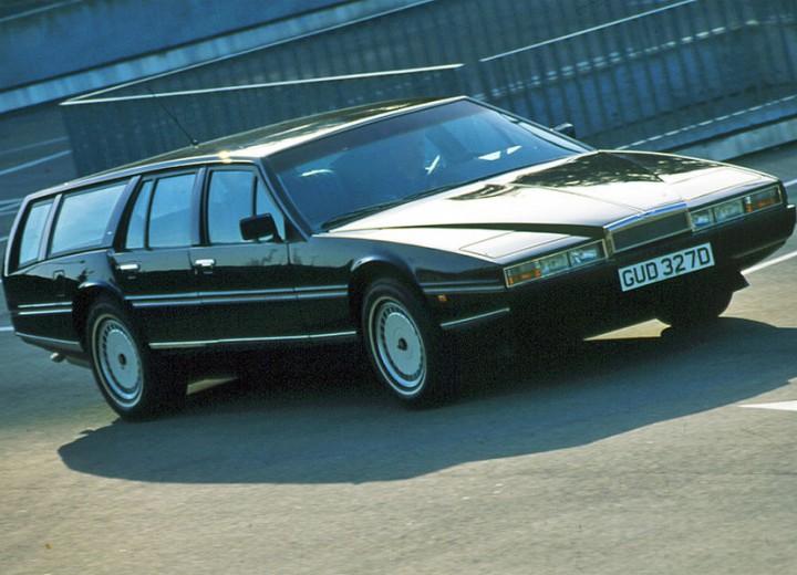 Aston Martin Lagonda I Shooting Brake Technische Daten Und Kraftstoffverbrauch Autodata24 Com