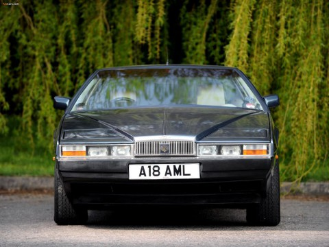 Technical specifications and characteristics for【Aston Martin Lagonda I】
