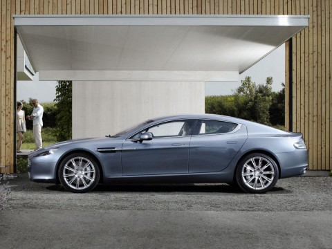 Technical specifications and characteristics for【Aston Martin Rapide】