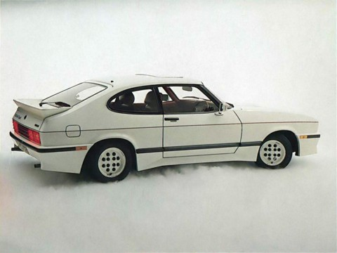Technical specifications and characteristics for【Aston Martin Tickford Capri】