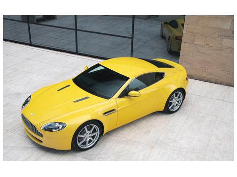 Technical specifications and characteristics for【Aston Martin V8 Vantage (2005)】