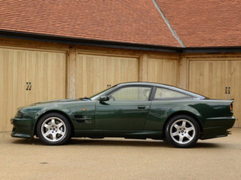 Technical specifications and characteristics for【Aston Martin V8 Vantage (I)】