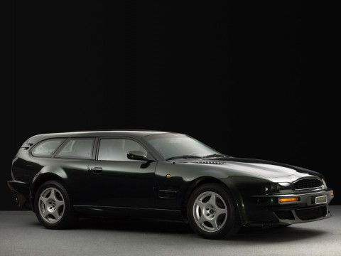 Technical specifications and characteristics for【Aston Martin Virage Shooting Brake】