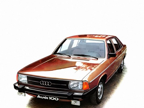 Technical specifications and characteristics for【Audi 100 (43)】