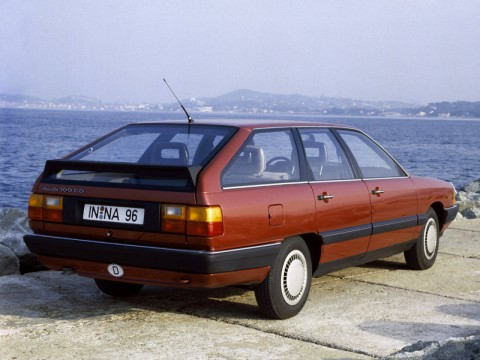 Technical specifications and characteristics for【Audi 100 Avant (44,44Q)】