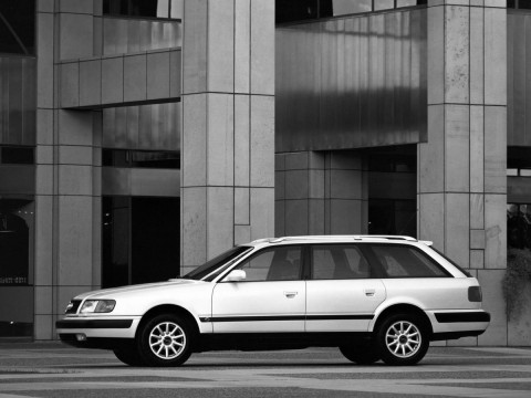 Technical specifications and characteristics for【Audi 100 Avant (4A,C4)】