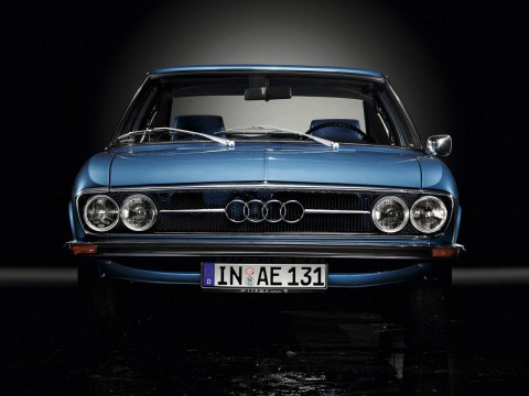 Technical specifications and characteristics for【Audi 100 Coupe】
