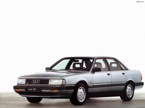 Technical specifications and characteristics for【Audi 200 (44,44Q)】
