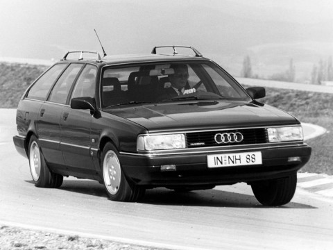 Technical specifications and characteristics for【Audi 200 Avant (44,44Q)】
