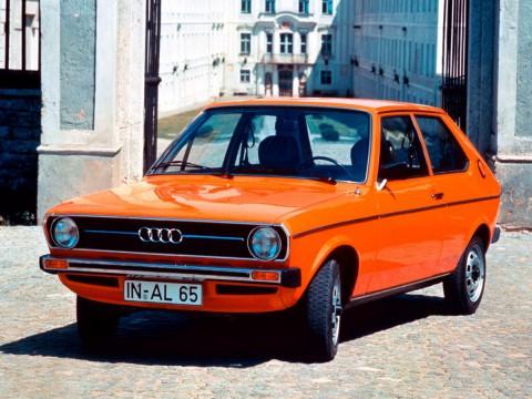 Especificaciones técnicas de Audi 50 (86)