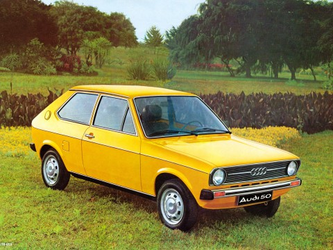Technical specifications and characteristics for【Audi 50 (86)】