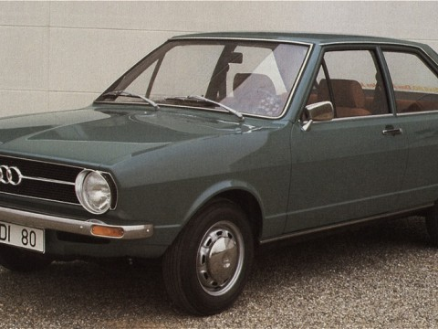 Technical specifications and characteristics for【Audi 80 I】