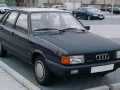 Audi 80 80 II (82) 1.6 (85 Hp) full technical specifications and fuel consumption