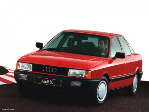 Technical specifications and characteristics for【Audi 80 IV (89,89Q,8A)】