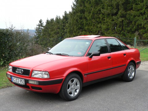 Technical specifications and characteristics for【Audi 80 V (8C,B4)】