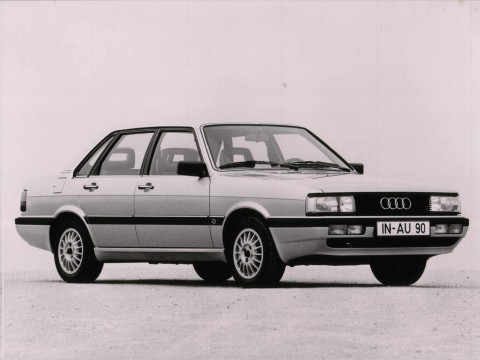 Technical specifications and characteristics for【Audi 90 (81,85)】
