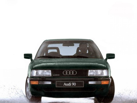 Technical specifications and characteristics for【Audi 90 (89,89Q,8A)】
