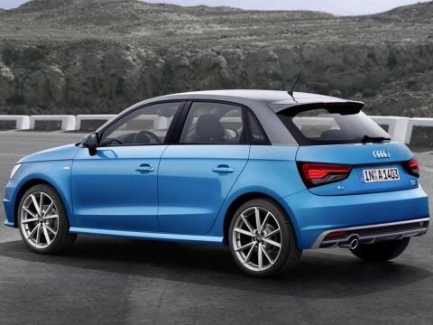 Technical specifications and characteristics for【Audi A1 Restyling】