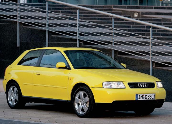 Audi A3 A3  8l   U2022 1 6 I  101 Hp   U03c4 U03b5 U03c7 U03bd U03b9 U03ba U03ac  U03c7 U03b1 U03c1 U03b1 U03ba U03c4 U03b7 U03c1 U03b9 U03c3 U03c4 U03b9 U03ba U03ac