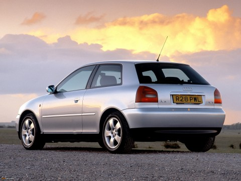 Technical specifications and characteristics for【Audi A3 (8L)】