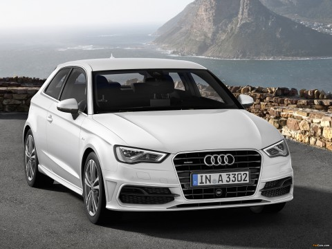 Technical specifications and characteristics for【Audi A3 (8V)】