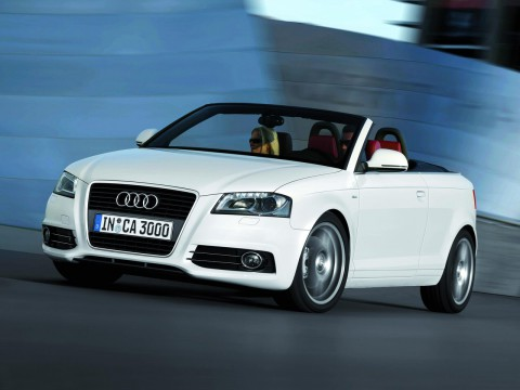 Technical specifications and characteristics for【Audi A3 Cabriolet】
