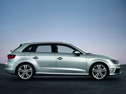 Technical specifications and characteristics for【Audi A3 Sportback (8V)】