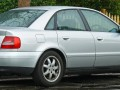 Technical specifications and characteristics for【Audi A4 (8D,B5)】