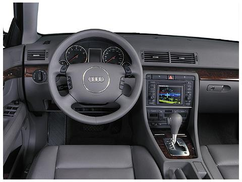 Technical specifications and characteristics for【Audi A4 (8E)】