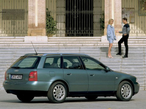 Technical specifications and characteristics for【Audi A4 Avant (8D,B5)】