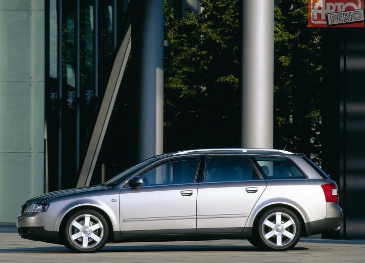 Audi A4 A4 Avant  8e   U2022 3 0 Tdi Quattro  204 Hp  Technical