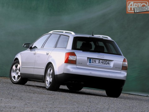Technical specifications and characteristics for【Audi A4 Avant (8E)】