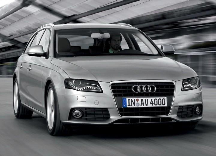 Audi A4 A4 Avant  B8   U2022 2 7 Tdi  190hp  Technical